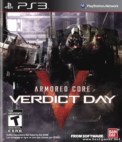 [PS3] Armored Core: Verdict Day [USA/ENG] [4.30]