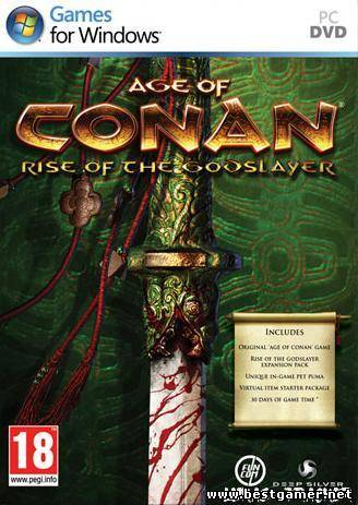 Age of Conan: Rise of the Godslayer (2010) PC