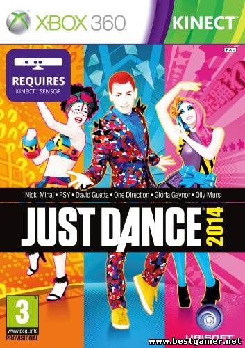 (XBOX360)Just Dance 2014(PAL/Eng)