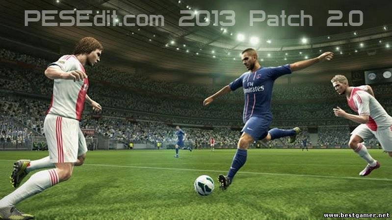 [Patch]PESEdit 2014 Patch 0.2 [28 september] [PES 2014]