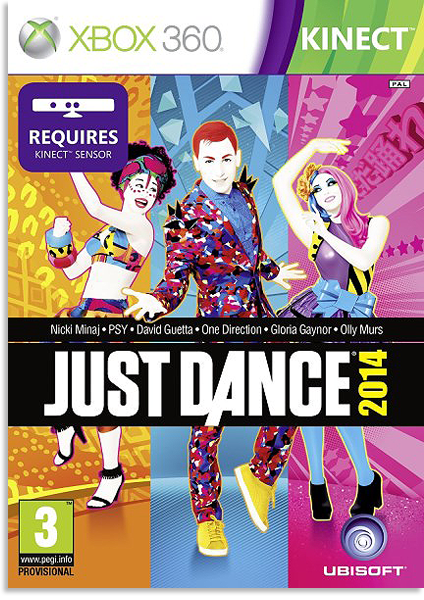 [Kinect] Just Dance 2014 [PAL/NTSC-J] [ENG] [LT+ 2.0]