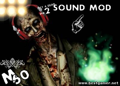 Left 4 Dead 2 [Sound Mod For M60] (обновлено) PC