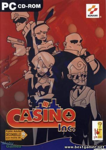 Корпорация казино / Casino inc. (2003) PC | Лицензия