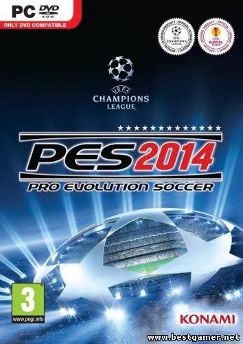 Pro Evolution Soccer 2014 (Multi8/ENG/RUS) [Repack] от z10yded