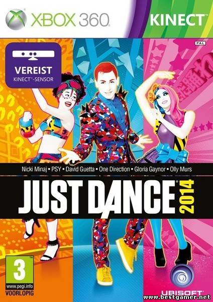 Just Dance 2014 [PAL / NTSC-J / ENG] [Kinect] [LT+3.0]
