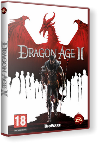 Dragon Age 2: Champion Edition (2011) [Ru] (1.04/DLC/HighRes Texture Pack) (RUS) [Repack] | Аронд