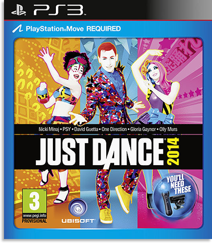 Just Dance 2014 [FULL] [ENG] [Move] [4.30+]