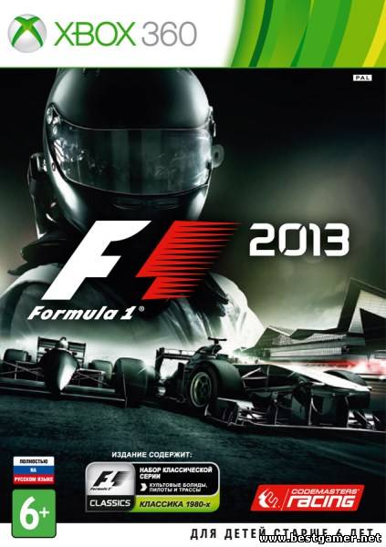 [FULL] F1 2013 [RUSSOUND]