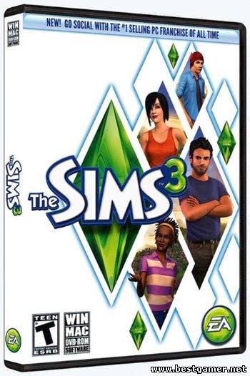 The Sims 3 Антология (2009-2013) [Ru/Multi] (1.57) Repack