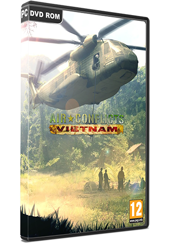Air Conflicts: Vietnam (2013) РС | RePack