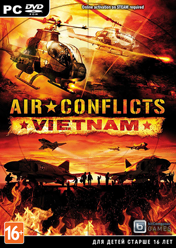 Air Conflicts: Vietnam (v1.0) (2013) Repack