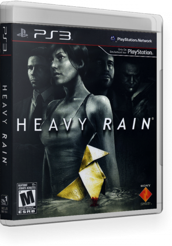 Heavy Rain: Move Edition [PAL] [ENG/RUS] [Repack] [8xDVD5] [MOVE]
