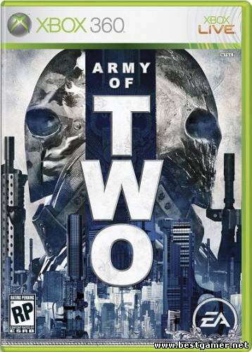 [XBOX360] Army of Two [Pal / Rus] [Freeboot]