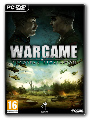 Wargame: European Escalation (ENG/RUS/MULTi11) [RePack] �� LMFAO