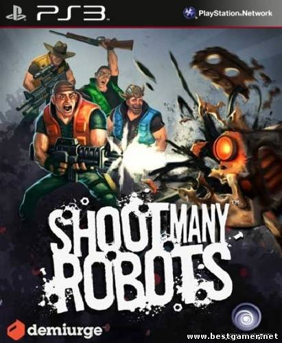 [PS3] [PSN] Shoot Many Robots [PAL] [ENG](+ CFW 3.55 - CFW 4.46)