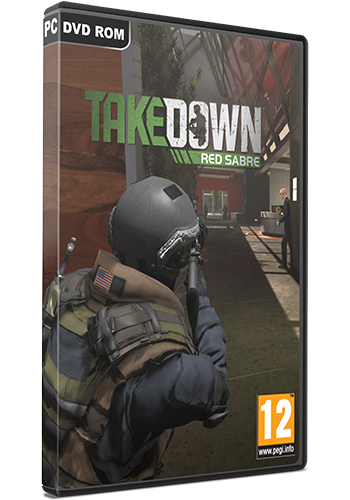 Takedown: Red Sabre (2013) РС | RePack