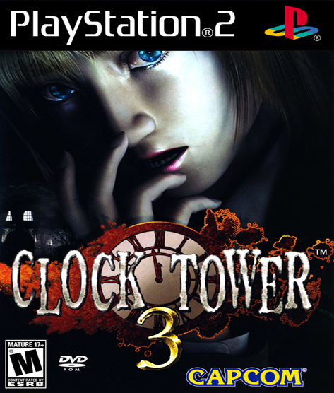 Clock Tower 3 (2003)[RUS][PS2 Classics][4.40+]