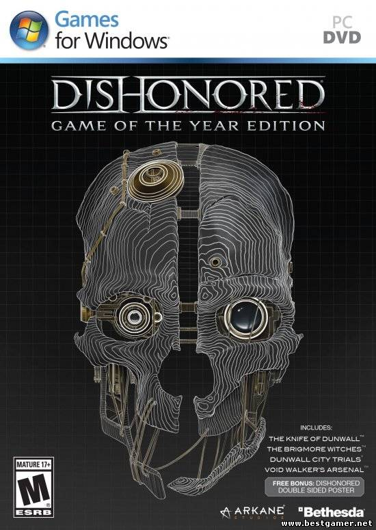 Dishonored:Game of the Year Edition(Bethesda Softworks)(L)-3DM