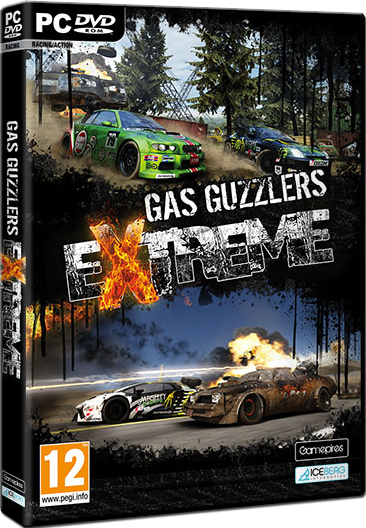 Gas Guzzlers Extreme (Iceberg Interactive) (ENG/RUS/MULTi7) [L] от RELOADED