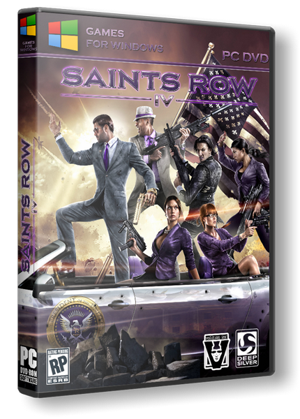 Saints Row 4: Commander-in-Chief Edition + DLC Pack [Update 4] | Repack