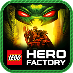 [Windows Phone 8] LEGO HeroFactory Brain Attack
