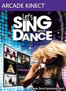 Let's Sing And Dance [XBOX360] [EN] [XBLA / KINECT] [Freeboot]