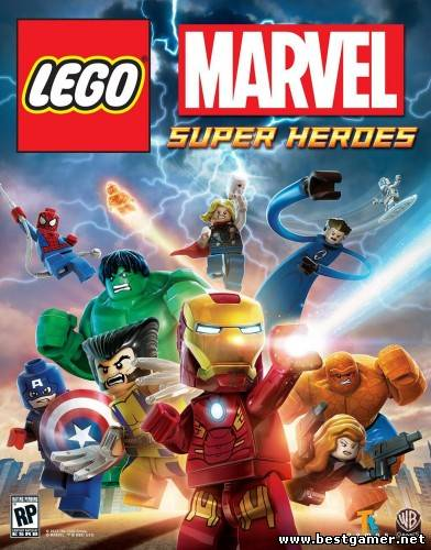 Lego Marvel Super Heroes (ENG) [DEMO]