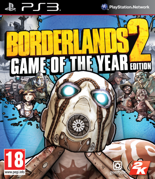 Borderlands 2: Game of the Year Edition [EUR/ENG] [DUPLEX]