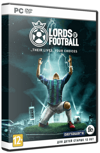 Lords of Football [v 1.0.5.0 + 3 DLC] (2013) PC | Repack