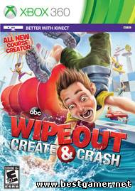Wipeout Create and Crash [NTSC-U][ENG][Kinect] LT+ 1.9
