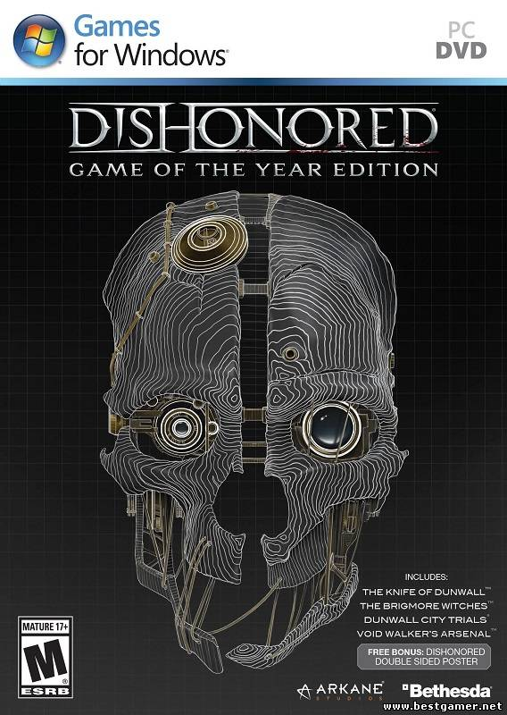 Dishonored Game of The Year Edition(L)-HI2U