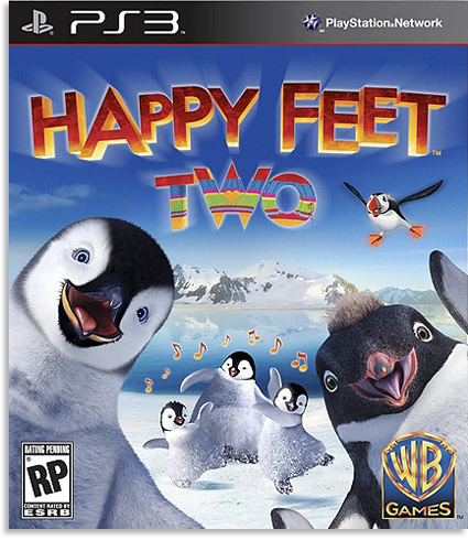 Happy Feet Two [FULL] [ENG] [3.41/3.55/4.30+]