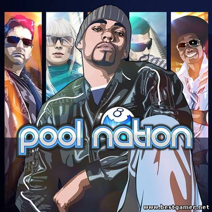 Pool Nation (Cherry Pop Games) (ENG|MULTI5) [RePack] от SEYTER