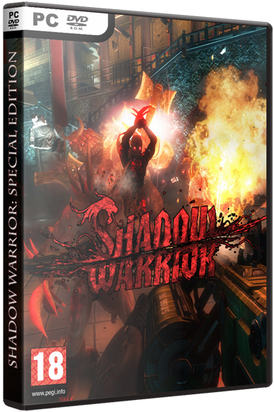Shadow Warrior Special Edition(R.G.BestGamer.net)(v.1.0.8.0 + 5 DLC) Repack