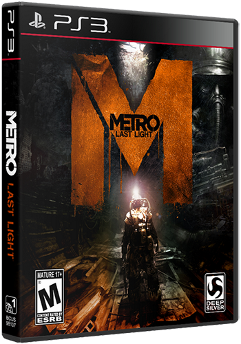 [PS3] Metro: Last Light - The Chronicles Pack [DLC/RUS]