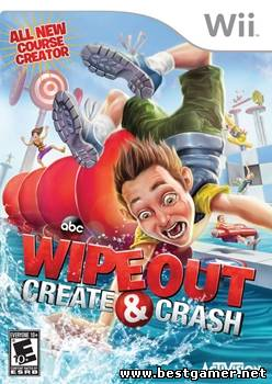 Wipeout: Create & Crash [Wii] [NTSC] [ENG] (2013)