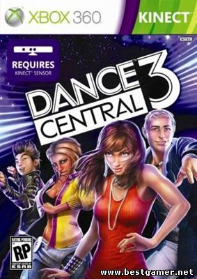 Dance Central 3 [XBOX360] [KINECT] [DLC] [RUSSOUND] [Freeboot]