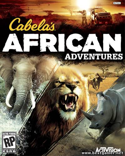 Cabela's African Adventures (Activision Publishing) (Eng) [P]