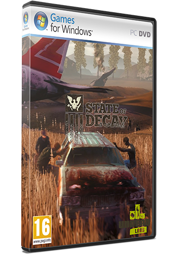 "State of Decay ""Автомобили. Альфа."""