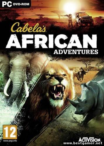 Cabela's African Adventures (1.0.0.0) (ENG) [Repack]от z10yded