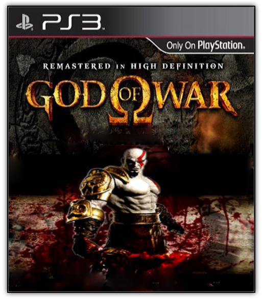 God of War [HD] [RUS\ENG] [Repack] [1xDVD9]