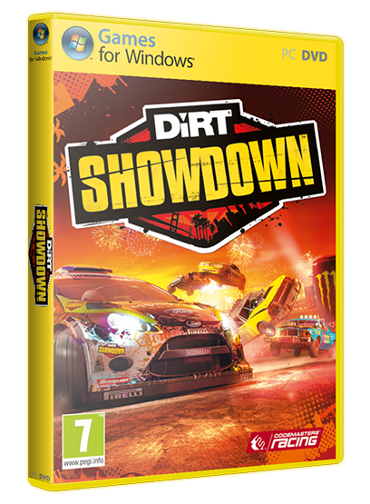 DiRT Showdown v.1.2.0.0 (Codemasters) (Multi5 RUS/ENG) [P] 2xDVD5
