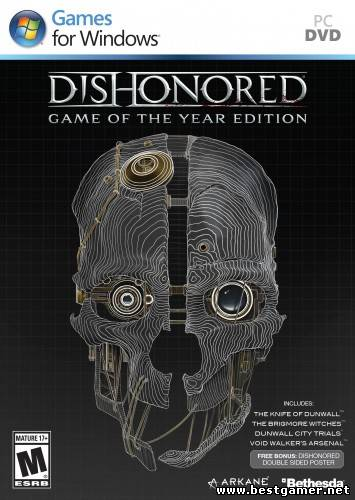 Dishonored - Game of the Year Edition (RUS\ENG\MULTI5) [DL] [Steam-Rip]