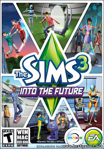 The Sims 3 Into the Future (Maxis) (RUS|ENG|MULTI21) [L]
