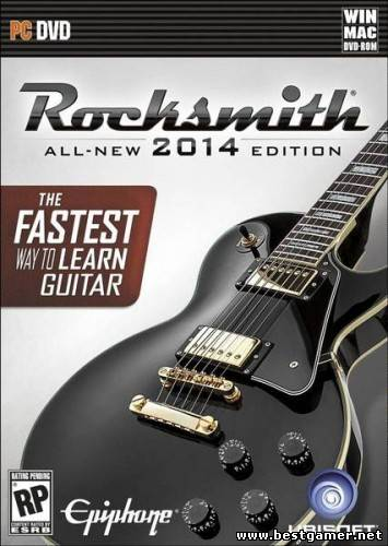Rocksmith 2014 Edition (ENG/MULTI6) [L]
