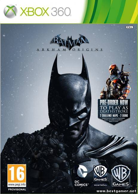 [FULL] Batman: Arkham Origins [RUS]