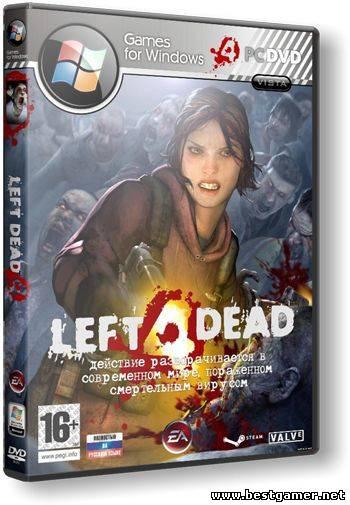 Left 4 Dead (v.1.0.2.8) (Цифровая Лицензия) [Steam-Rip]