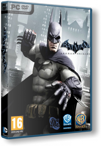 Batman: Arkham Origins(RUS/ENG/MULTi9) RIP by xatab