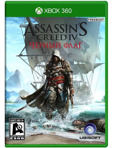 [XBOX360] Assassin's Creed IV: Black Flag[Region Free] [En] [LT+2.0]