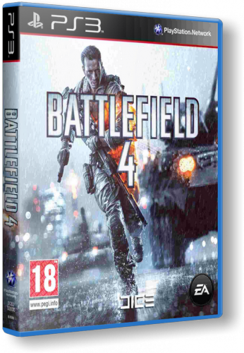 [PS3] Battlefield 4 [USA/ENG]
